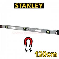STANLEY 1-43-556 Μαγνητικό αλφάδι αλουμινίου FatMax I Beam 120cm