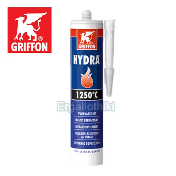 HYDRA GRIGGON Πυράντοχο σφραγιστικό 280ml εως 1250C