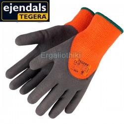 TEGERA EJENDALS 682A Γάντια latex χειμερινά