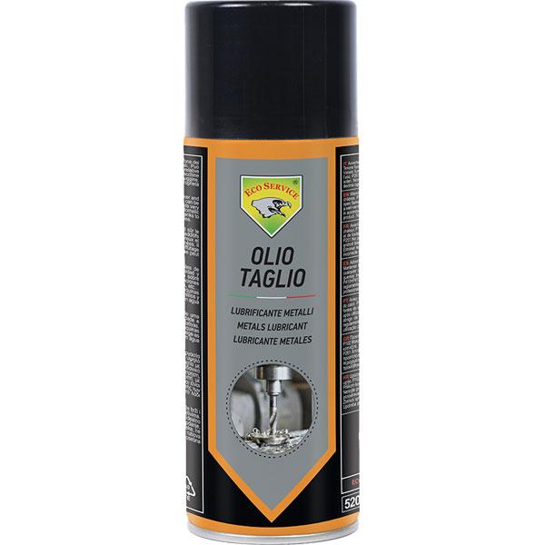 ECO SERVICE OLIO TAGLIO spray Λιπαντικό λάδι κοπής μετάλλων 400ml