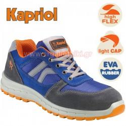 KAPRIOL DERBY Παπούτσια εργασίας μπλέ S3-SRC