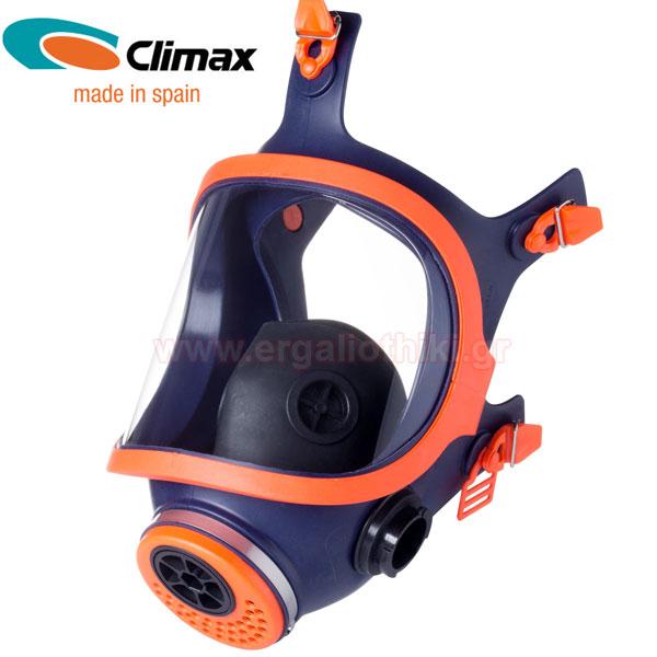 CLIMAX 732-N Μάσκα αερίων ολικής κάλυψης προσώπου δύο φίτλρων