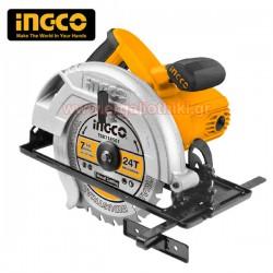 INGCO CS18528 Δισκοπρίονο Ηλεκτρικό