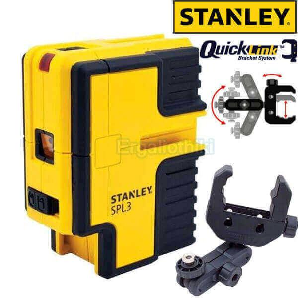 Stanley SPL3 STHT1-77342 Αλφάδι laser 3 σημείων