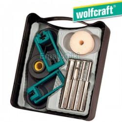WOLFCRAFT 8771 000 Σετ ποτηροτρύπανα πλακιδίων