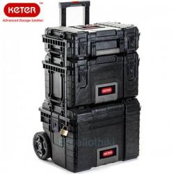 "KETER 22"" Professional Tool Storage System 17201226 Τροχήλατo σύστημα εργαλειοθηκών"