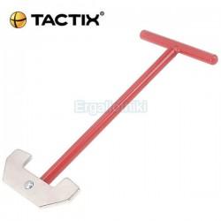 TACTIX 340603 Κλειδί απόφραξης σκουπιδοφάγων