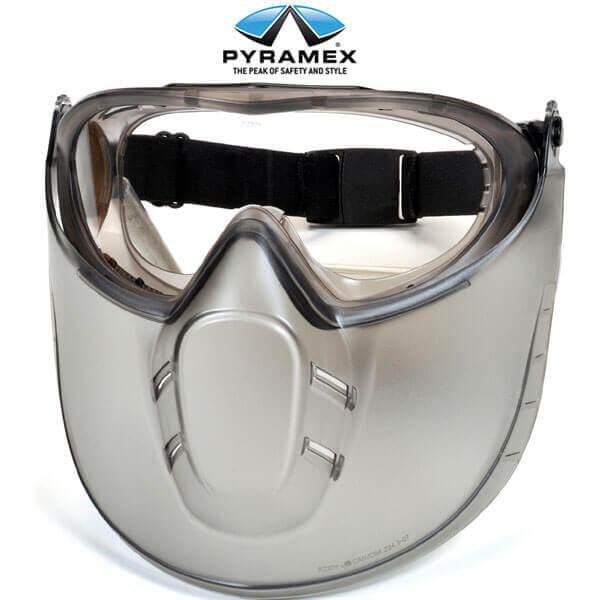 8143d9e2e5 PYRAMEX GG504T CAPSTONE Γυαλιά προστασίας μάσκα