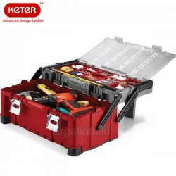 "KETER cantilever toolbox 22"" εργαλειοθήκη"
