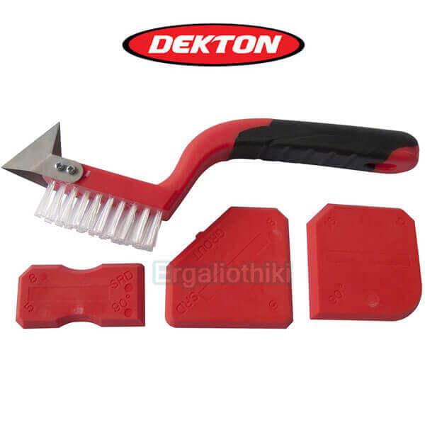 DEKTON DT95890 Σετ επεξεργασίας αρμών