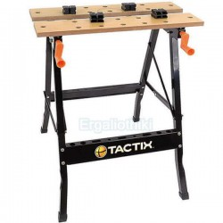 TACTIX 330001 Αναδιπλούμενος πάγκος εργασίας