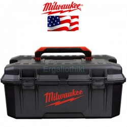 "MILWAUKEE 26"" Jobsite Work Box 48-22-8020 Εργαλειοθήκη εργοταξίου"