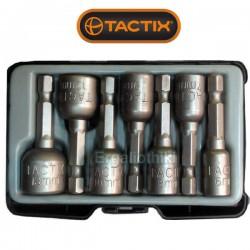 TACTIX 418607 Σετ μαγνητικά μυτοκάρυδα βιδολόγου