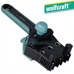 WOLFCRAFT 4640 000 Οδηγός τρυπήματος για καβίλιες