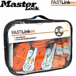 MASTER LOCK FAST Link 3249EURDAT Σέτ μεταφοράς