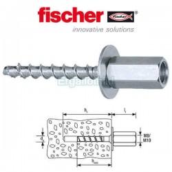 FISCHER FBS 6x55 M8/M10 l Μπετόβιδα με μούφα