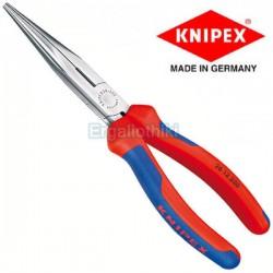 KNIPEX 2612200 Μυτοτσίμπιδο ίσιο 200mm