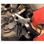 FORCE 9G0715 Πένσα για σωληνάκια καυσίμων