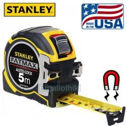 STANLEY FATMAX AUTOLOCK XTHT0-33671 Μετροταινία 5m