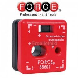 FORCE 88601 Μαγνητιστής - απομαγνητιστής