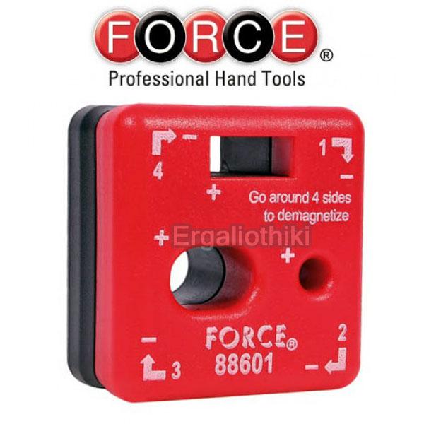 FORCE TOOLS 88601 Μαγνητιστής - απομαγνητιστής