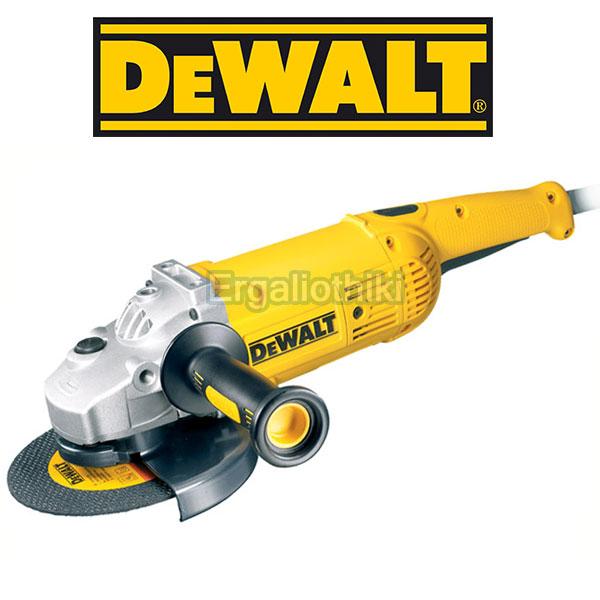 DEWALT D28410 Γωνιακός Τροχός 180mm  2100W