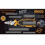 INGCO HHLDCP28180 Πλαγιοκόπτης κοντού υπομόχλιου 180mm