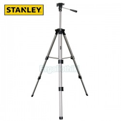 STANLEY 1-77-201 Τρίποδας αλουμινίου με φωτογραφικό σπείρωμα 1/4