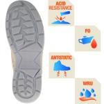 KAPRIOL PATROL HIGH Παπούτσια εργασίας S3 SRC