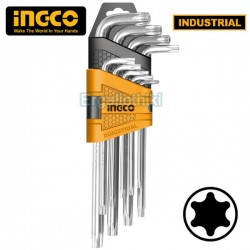 INGCO  HHK13092 Σειρά κλειδιά TORX
