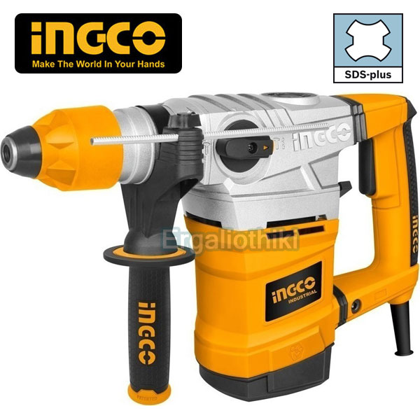 INGCO RH18008 Πιστολέτο περιστροφικό-κρουστικό Industrial 1800W