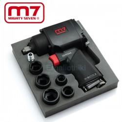 M7 NC-4210N Αερόκλειδο 1/2 ίντσας 542 Nm
