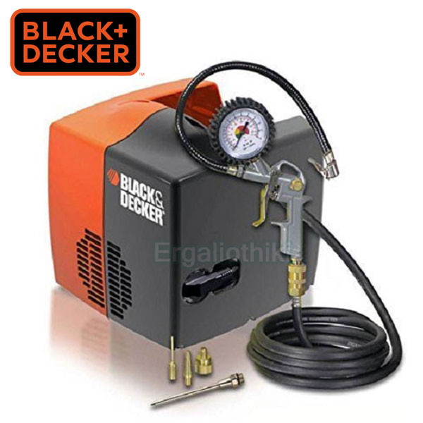 BLACK & DECKER BXCM0001E Αεροσυμπιεστής συνεχούς ροής 230V