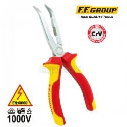 FFGROUP 38198 Μυτοτσίμπιδο ηλεκτρολόγων κυρτό 200mm VDE 1000V