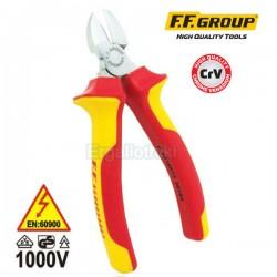 FF GROUP 38195 Πλαγιοκόφτης ηλεκτρολόγων 160mm VDE 1000V