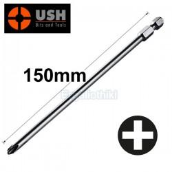 USH PH2x150mm Μύτη βιδολόγου