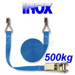 Ιμάντας φορτίων με καστάνια INOX 500kg