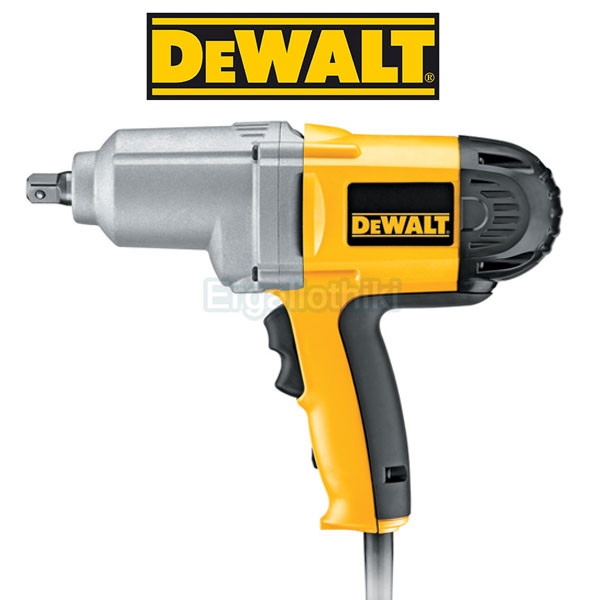 "DEWALT DW292 Βαρέως Τύπου Μπουλονόκλειδο 1/2"""