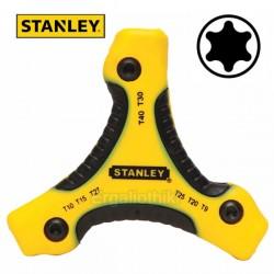 STANLEY 0-95-961 Σειρά κλειδιά Torx