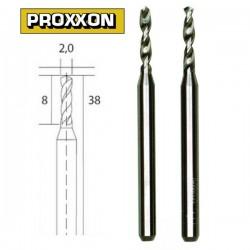 PROXXON 28328 Τρυπάνια 2mm απο καρβιδιο βολφραμιου