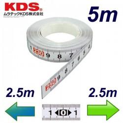 KDS STC13-05 Μεζούρα αυτοκόλλητη 5m