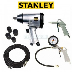 STANLEY 9045769STN Kit 8 Σετ εργαλεία αέρος