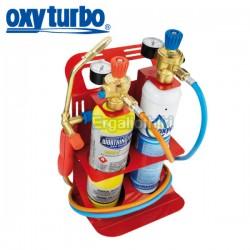 OXYTURBO TURBO SET 200 Επαγγελματικό μίνι σετ οξυγονοκόλλησης