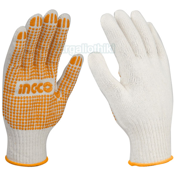 INGCO HGVK05 Γάντια βαμβακερά
