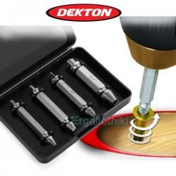 DEKTON DT65924 Σετ εξαγωγής βιδών