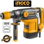 INGCO RH120068 Περιστροφικό Κρουστικό Πιστολέτο SDS-max 1200 Watt
