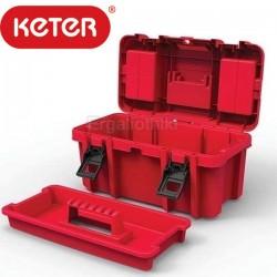 KETER CLASSIC 16 ToolBox Πλαστική εργαλειοθήκη
