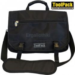 TOOLPACK 360.047 Εργαλειοθήκη - τσάντα Laptop