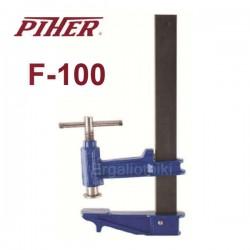 PIHER CLAMP F-100 Επαγγελματικός τηλεσκοπικός σφικτήρας