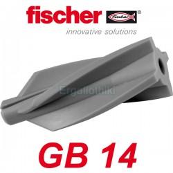 FISCHER GB14 Βύσμα για πορομπετόν (Ytong)